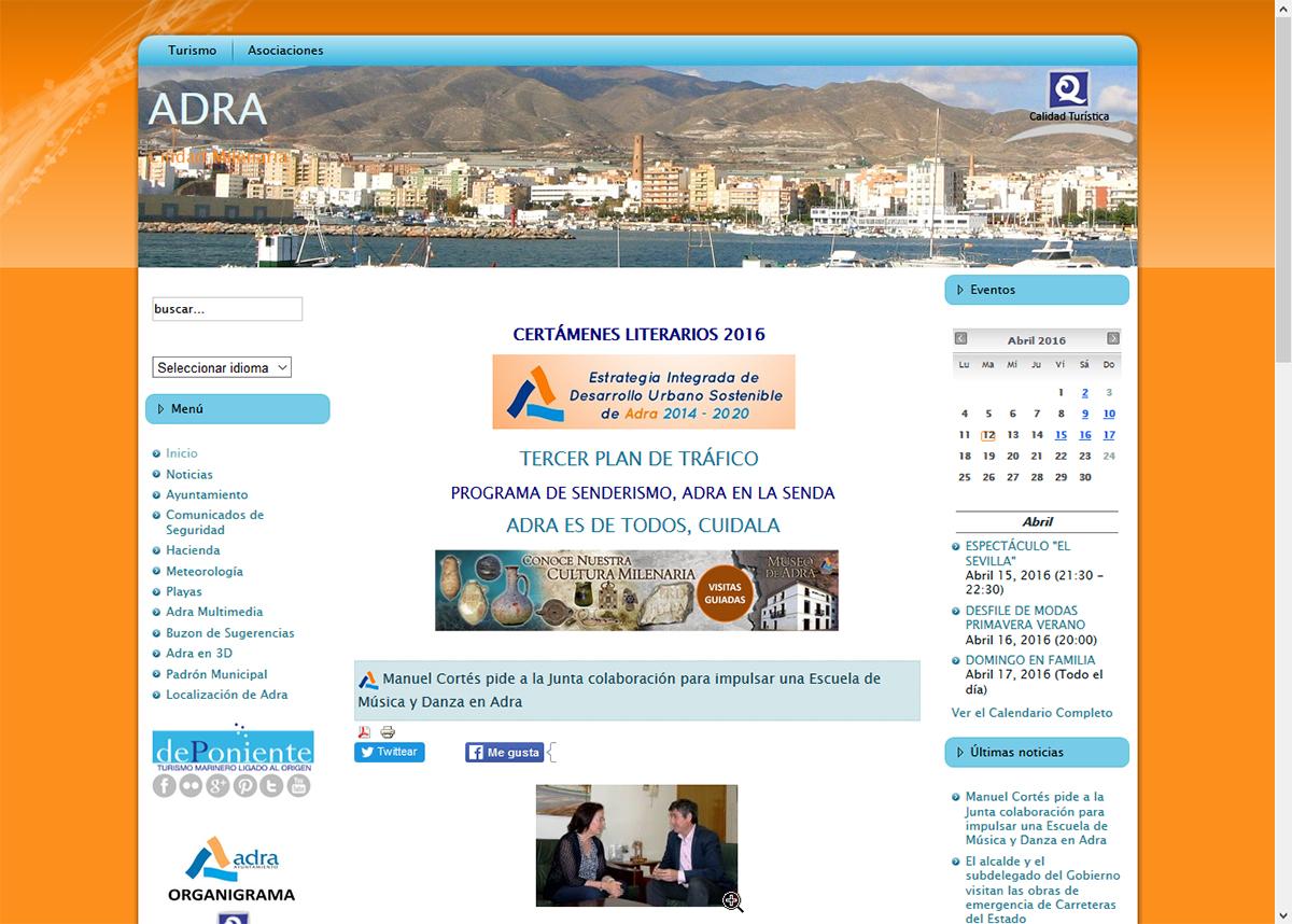 Ayuntamiento de Adra